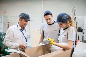 Shift Supervisor – Vedoucí směny