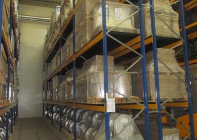 Vedoucí skladu/Warehouse Supervisor