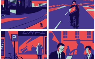 Do práce na kole 2020